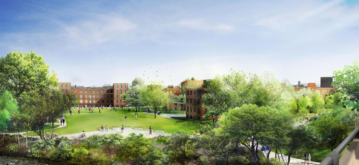 Lathrop Homes Breaks Ground in Chicago Housing Authority Redevelopment
