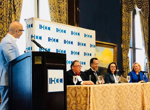 Primera Talks Succession Planning at the Illinois Hispanic Chamber of Commerce May Meeting