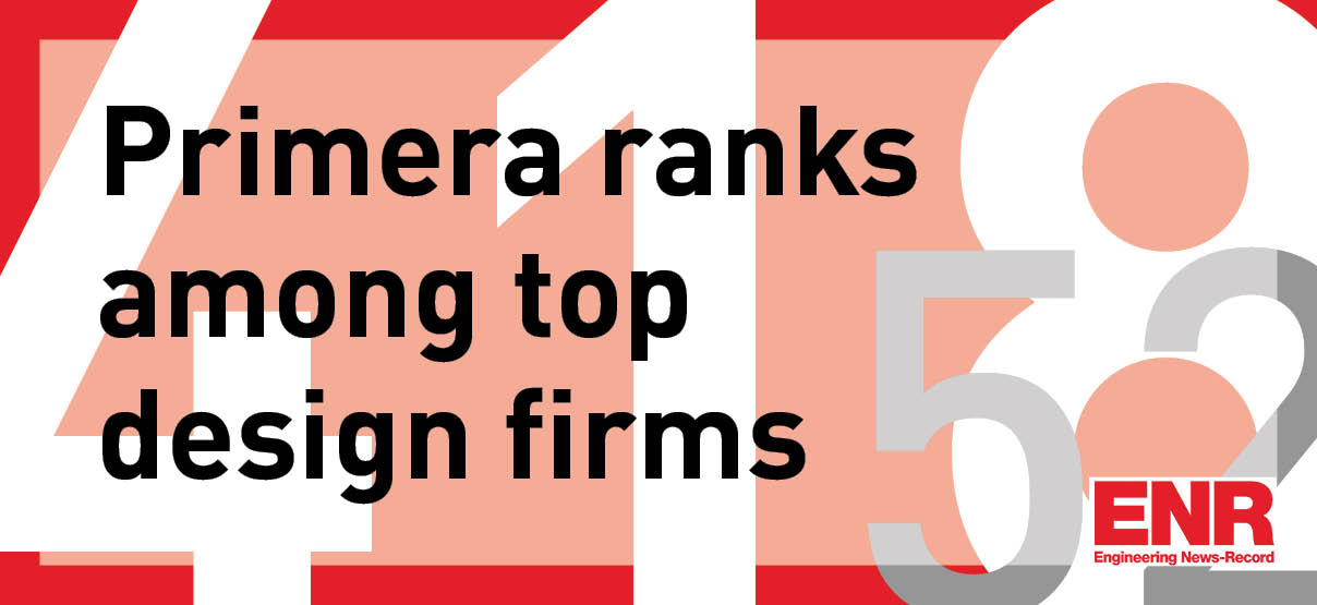 Primera Ranked In ENRu0027s Top Design Firms List