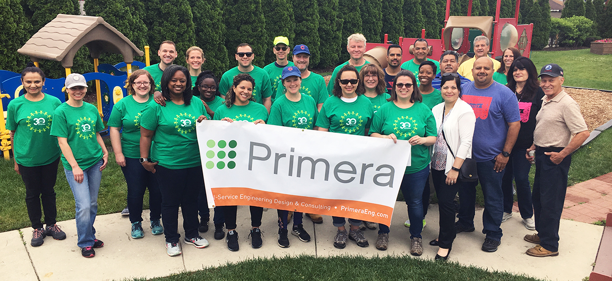 Primera Celebrates its 30th Anniversary by Giving Back
