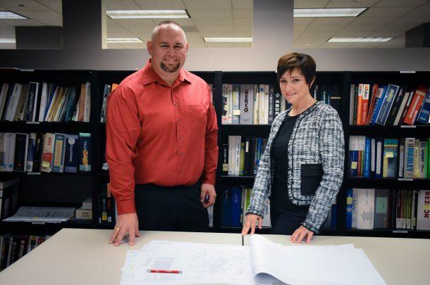 Jason DeRosa and Rina Vidri Promoted to Group Managers