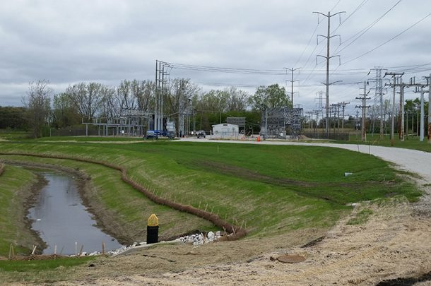 Substation Flood Risk Assessment