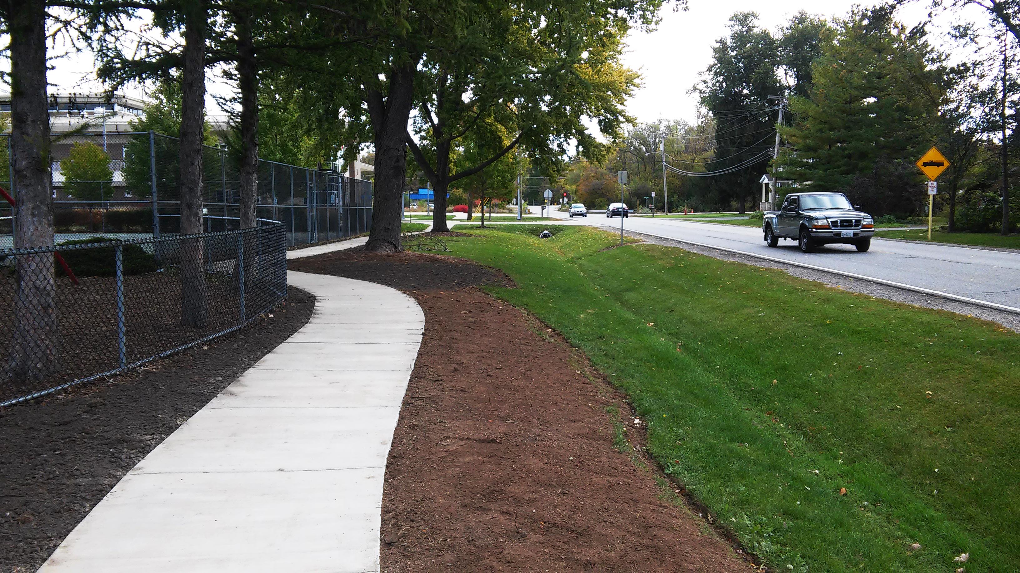 Kensington Road Watermain Improvements