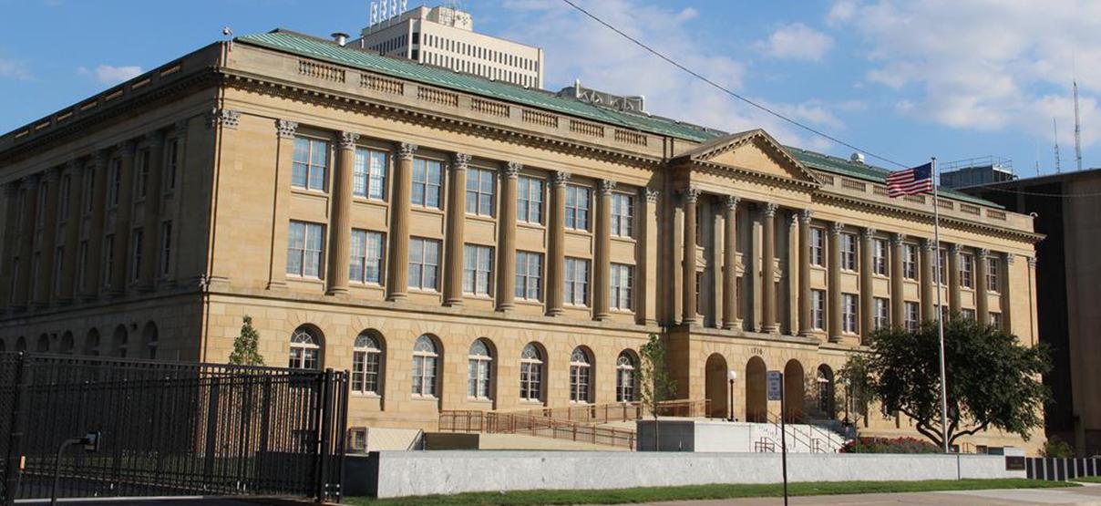 James M. Ashley & Thomas W. L. Ashley United States Courthouse Feasibility Study