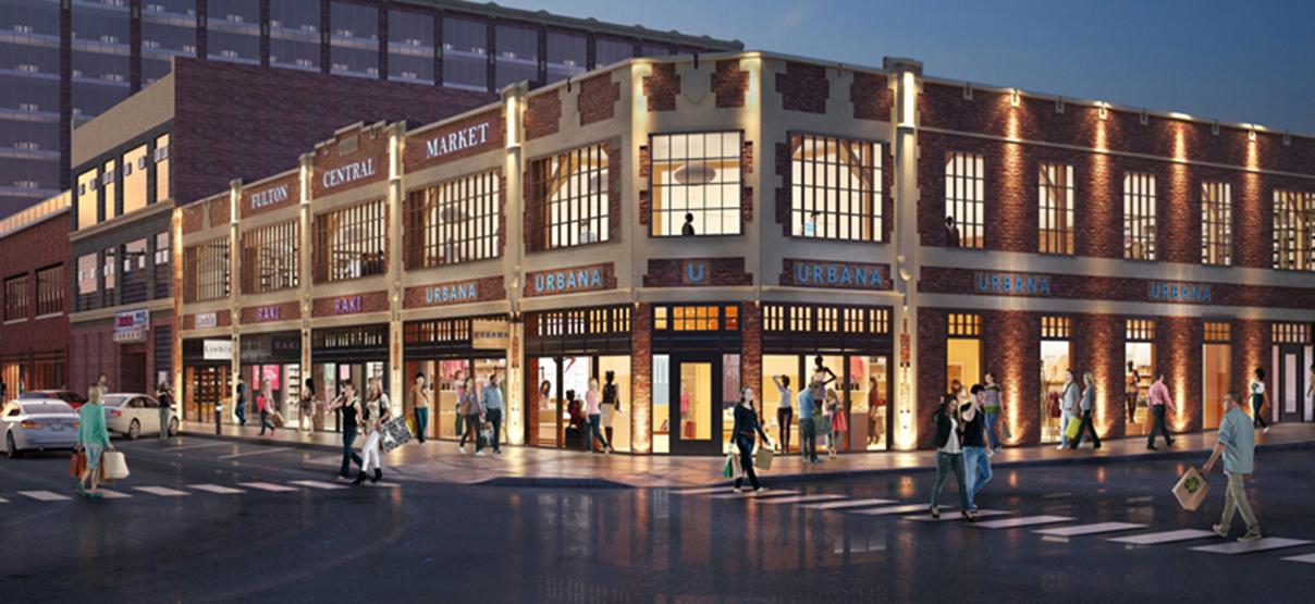 Fulton Market Portfolio – 312 North Carpenter Street