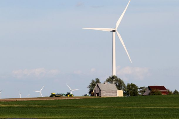 Bright Stalk Wind Farm