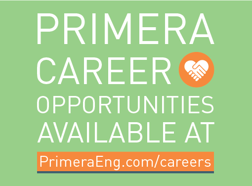 Get off to a Good Start…with a Great Career at Primera