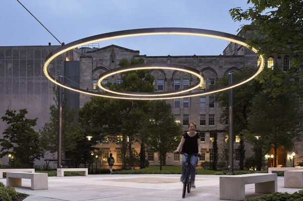 Crerar Science Quadrangle Lands a Feature in Landscape Architecture Magazine