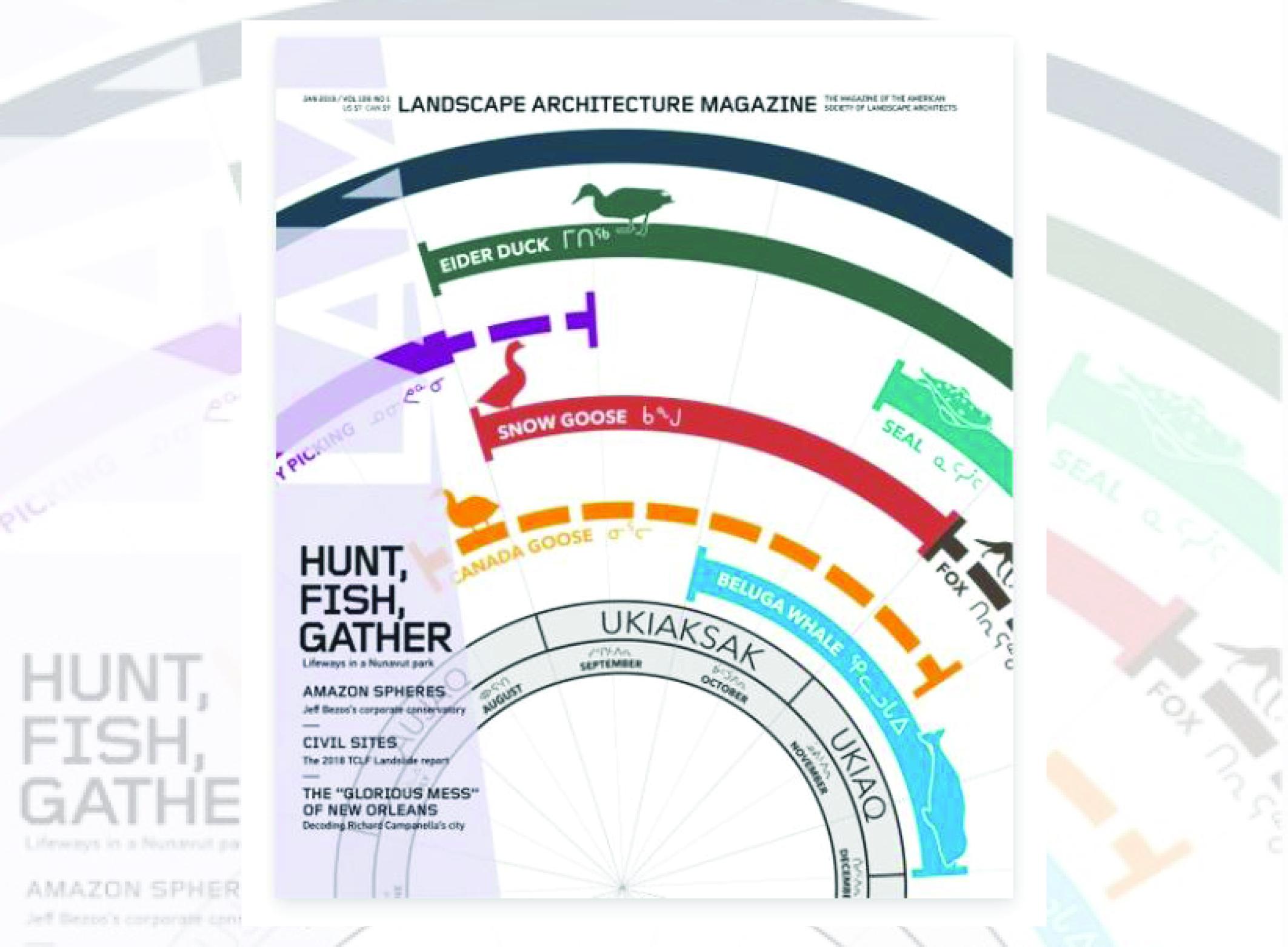 Crerar Science Quadrangle Lands a Feature in Landscape Architecture Magazine