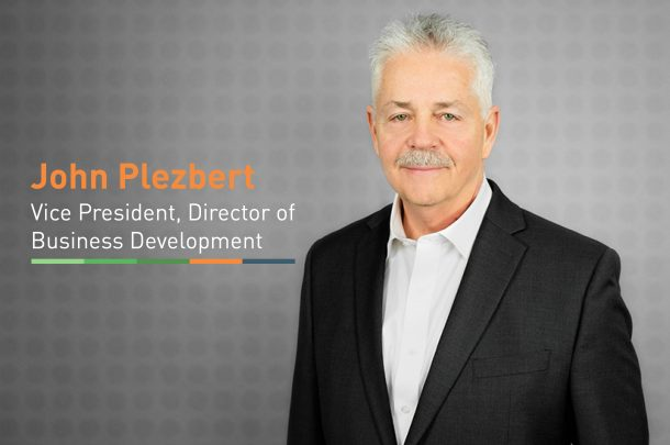 Primera Welcomes John Plezbert, Vice President, Director of Business Development