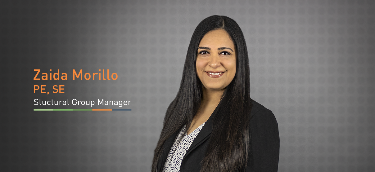 Primera welcomes Zaida Morillo, PE, SE, Structural Group Manager