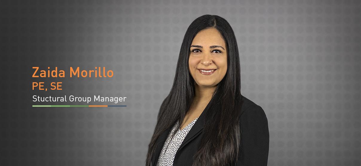 Primera welcomes Zaida Morillo, PE, SE, Structural Group Manager
