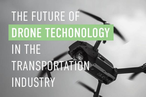 The Future of Drone Technology in the Transportation Industry