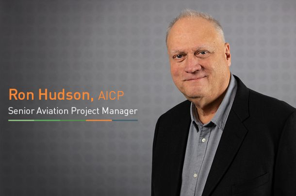 Primera Welcomes Ron Hudson, Senior Aviation Project Manager