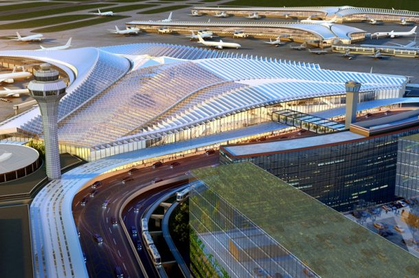 Bringing Modernization, Efficiency and Sustainability to O'Hare International Airport