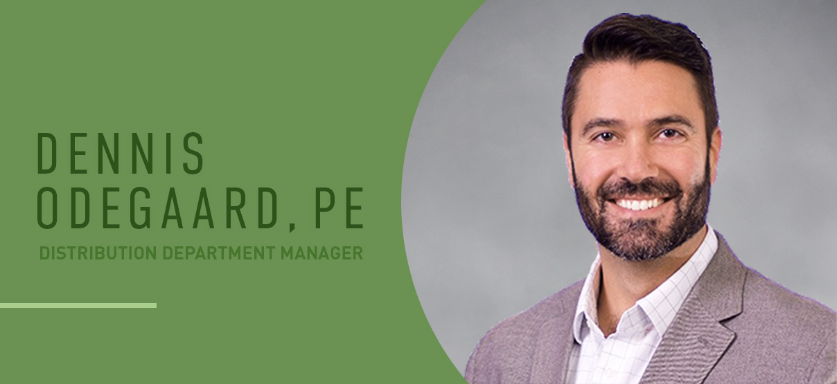 Primera Welcomes Dennis Odegaard, Distribution Department Manager