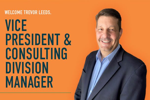 Primera Welcomes Trevor Leeds, Vice President & Consulting Division Manager