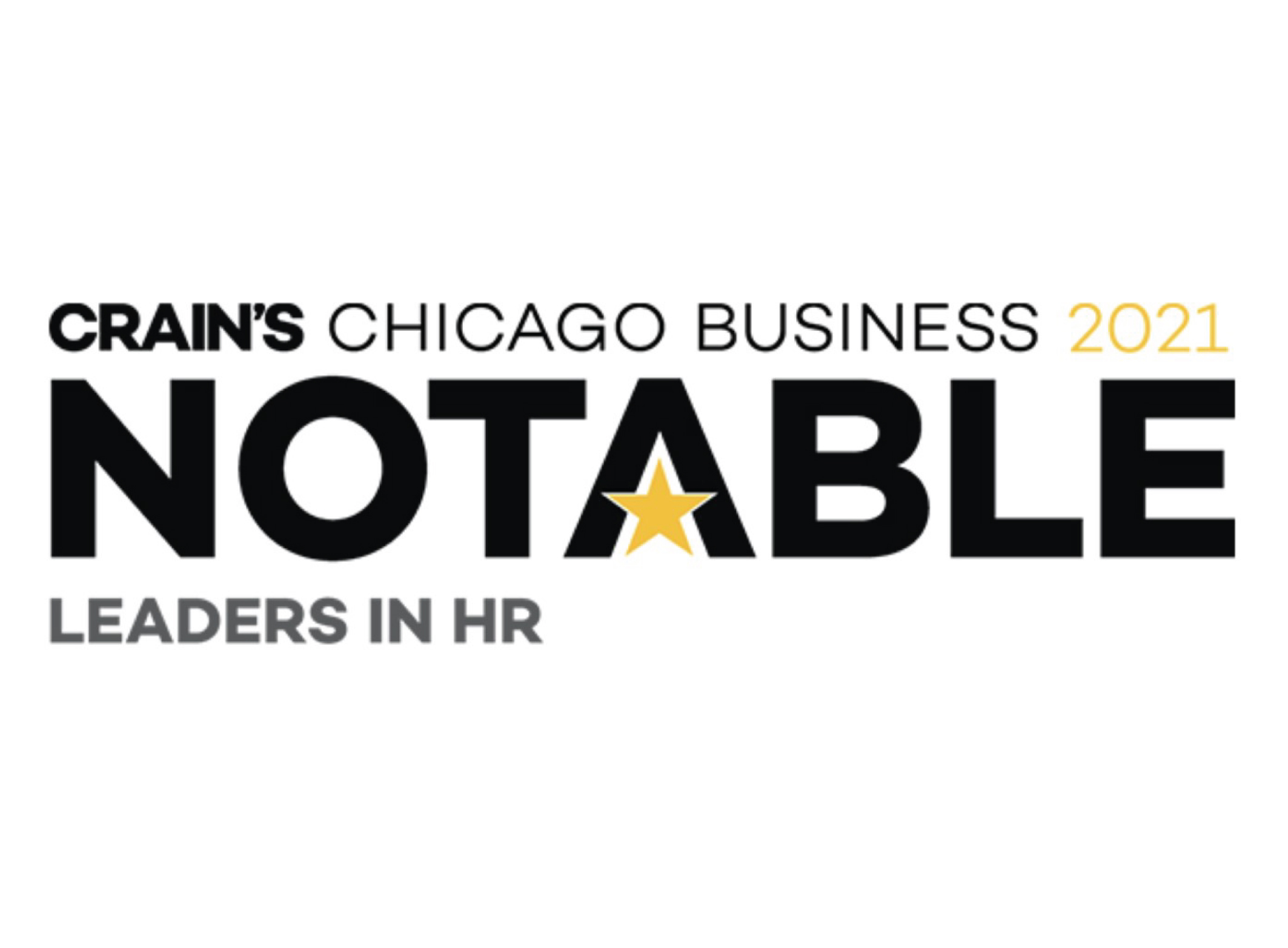 Director of Human Resources, Kendahle Artis, Recognized in Crain's 2021 Notable Leaders in HR
