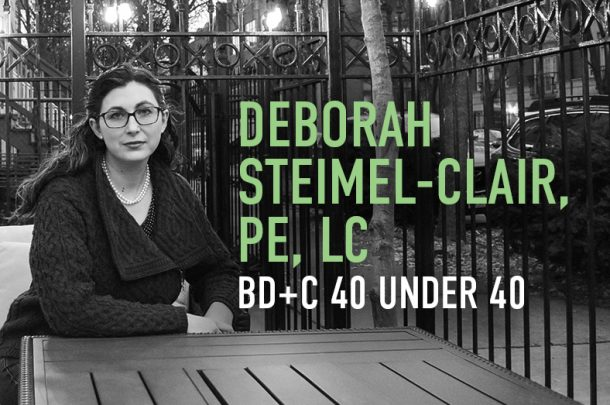 Deborah Steimel-Clair, Primera's Lighting Studio Manager, honored with BD+C 40 under 40 Award