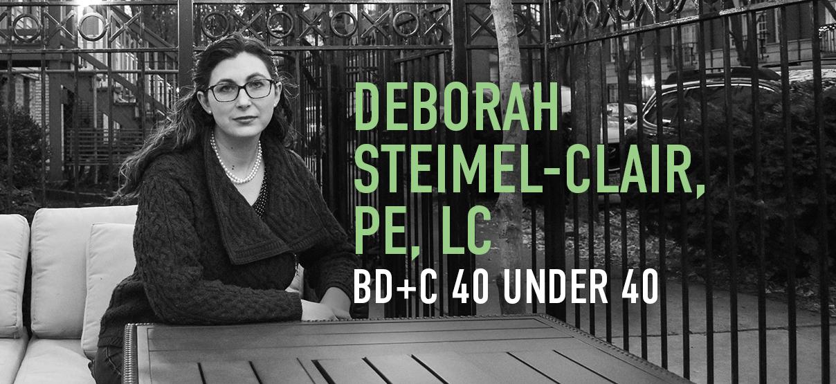 Deborah Steimel-Clair, Primera's Lighting Studio Manager, honored with BD+C 40 under 40 Award