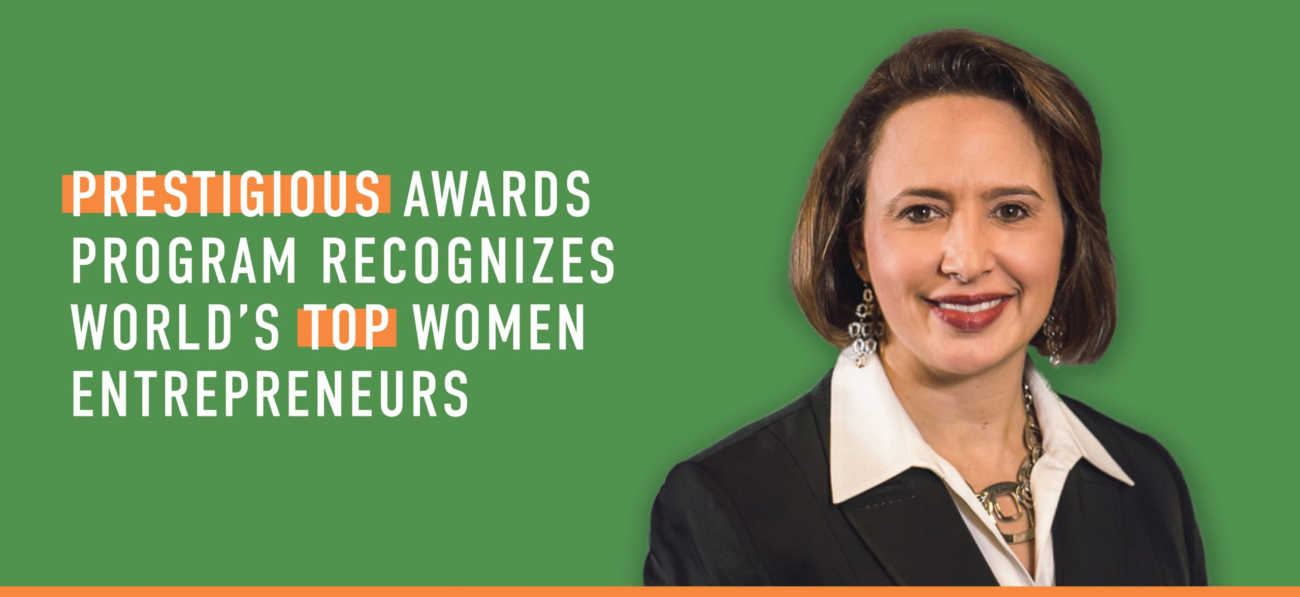 Erin Inman Honored With 2021 Enterprising Women of the Year Award