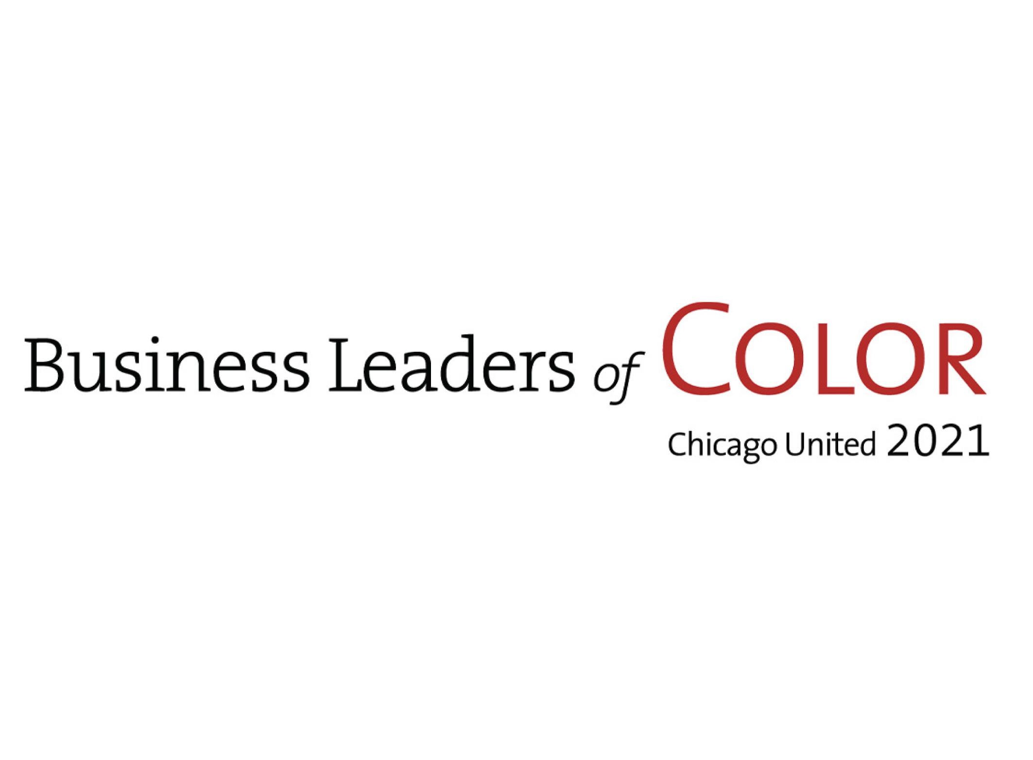 Senior Vice President, Lourdes Gonzalez, Recognized as a 2021 Business Leader of Color