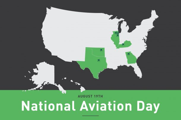 Honoring National Aviation Day