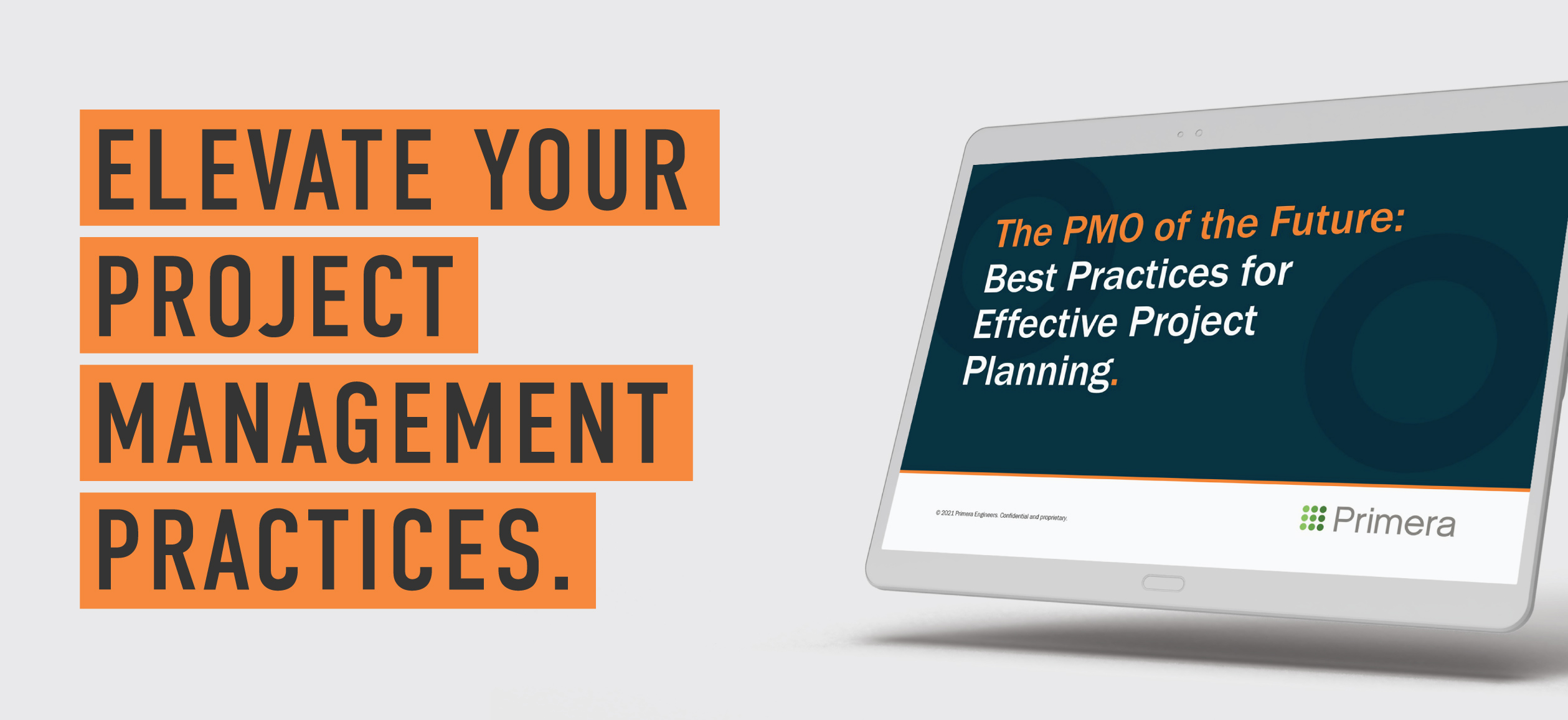 Elevate your Project Management Practices