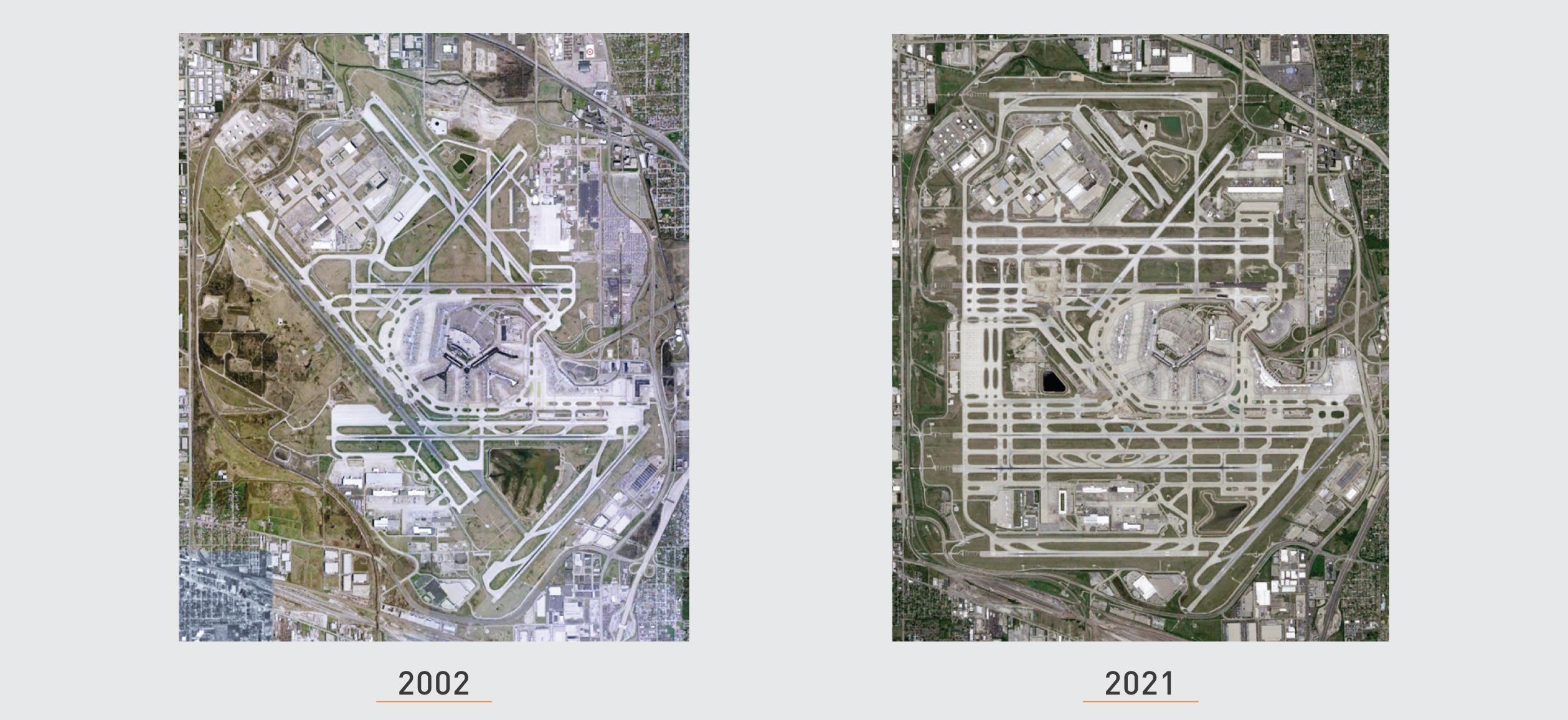 Farewell O'Hare Modernization Program – A Trip Down Memory Lane